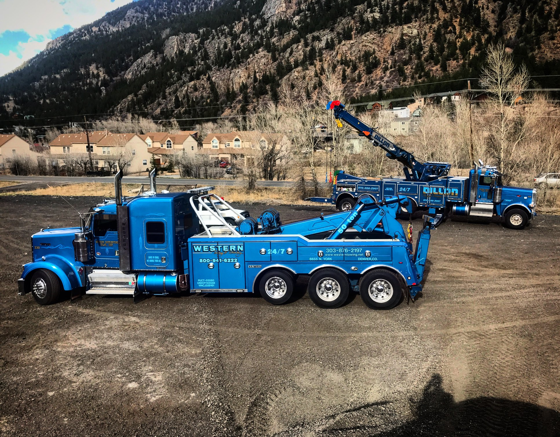 Heavy Towing Services